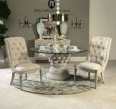 Jessica Mcclintock Dining Room Table