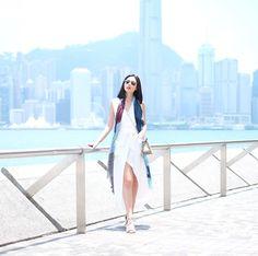 Olivia Lazuardy - - HongKong