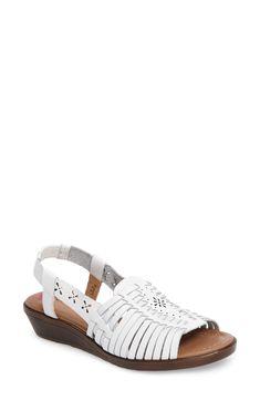 COMFORTIVA | Formasa Huarache Slingback Sandal #Shoes #Sandals #Slides #COMFORTIVA