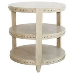 contemporary side tables and accent tables by Zinc Door