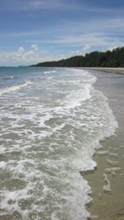 Very nice Beach on Koh Lanta Island ; near Pimalai resort globaltravelroute.us visit these place