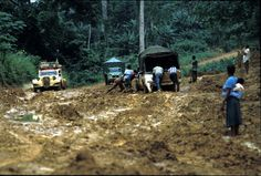 Traversée du Kivu au Nord Est Congo RDC