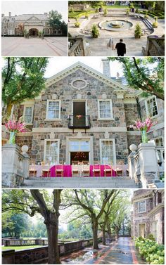 Graydon hall manor  ,www.valencienne.com A magical Toronto venue to get married in.