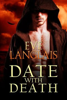 Date with Death by Eve Langlais #ParanormalRomance #Review #35stars
