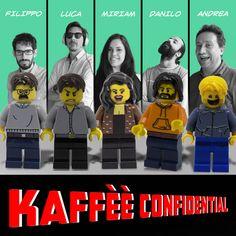 """Mistero, suspense, caffeina. Tutto questo è """"KAFFèè CONFIDENTIAL"""",  il primo fotoromanzo targato MyEgo Toys.  Sei pronto a seguire le avventure dei nostri eroi in miniatura?"""