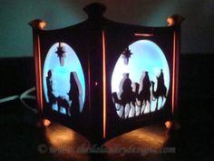 SLDK117 - Nativity Nightlight