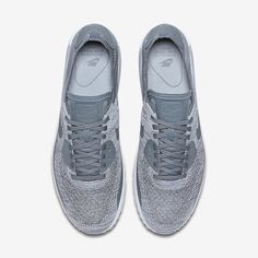 reputable site a7b66 f8be0 Chaussure Nike Air Max 90 Pas Cher Homme Ultra 2 0 Flyknit Platine Pur  Blanc Gris