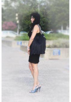 """""""Waterfall"""" BAGPACK & SHOULDER BAG Shoulder Bags, Waterfall, Ballet Skirt, Skirts, Fashion, Moda, Fashion Styles, Shoulder Bag, Waterfalls"""