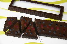 Schokoladen- Tarte mit frischen Beeren – ohne backen        Juni 10, 2015 Schokoladen- Tarte mit frischen Beeren – ohne backen