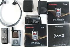Pioneer Inno XM To Go Portable Satellite Radio MP 3.  DAD 14 #Pioneer