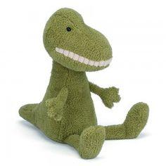 Le T-Rex tout sourire