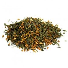 Genmaicha -- the best tea I have ever tasted!