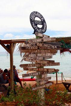 St. Kitts beach bar #SandorCity contest: St. Kitts #TravelBrilliantly