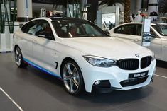 BMW 3 Series GT with M Performance Parts - http://www.bmwblog.com/2014/06/19/bmw-3-series-gt-m-performance-parts/