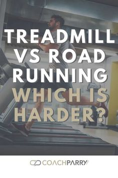 What is harder, running on a treadmilll or running on the road outdoors? We dig a bit deeper on this podcast. Click through to the post to find out. Running Plan, Running On Treadmill, Treadmill Workouts, Running Workouts, Running Tips, Butt Workouts, Half Marathon Training Plan, Marathon Running, Marathon Motivation