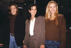 Rare Photos Of The Friends Actors Hanging Out In Real Life | CCUK