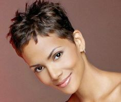 http pixie haircuts for black women - Google Search