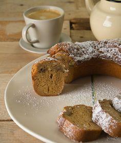 Χαμηλό σε λιπαρά, καθώς δεν περιέχει βούτυρο ή λάδι. Επιπλέον, γίνεται με μέλι αντί για ζάχαρη.