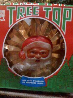 ᔕÅNTÅ ☪LⒶUṧ~tree topper.