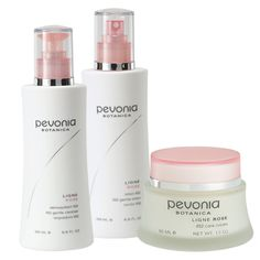 I recommend Pevonia products. i used the Rosacea Skin Set (for sensitive skin) and other products. I did however find it pricey, and now use Paula's Choice...but it was great for my skin.