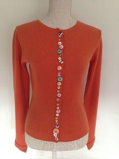 On eBay now Warehouse orange cardigan New | Ebay | Pinterest ...