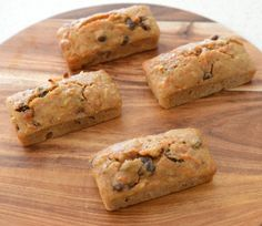 These Thermomix Mini Carrot and Walnut Cakes make a great snack for the whole family and are freezer friendly too! These have quickly become a family favour