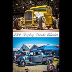 5 different versions of the 2018 Royboy Calendars are available at royboyproductions.com including hot rods trucks kustoms drag cars and VWs! http://ift.tt/2iPC4Ql