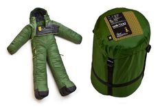 One part sleeping bag and one part onsies PJs - the Selk'Bag Sleep-Wear Systems.  I want this soo badly!