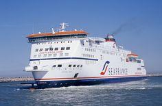 Nostalgia: The Berlioz sailing from Dover