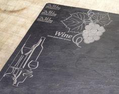 MALOU CREAMIR est votre partenaire votre communication en gravure, Ardoise assiette, plateau de fromages en pierre.