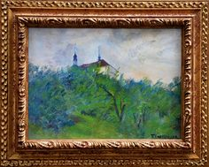Ferdinand Engelmüller (1867 – 1924) | Kostelík | www.marold.cz/aukce