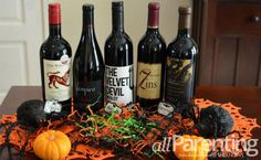 Wicked wines for Halloween