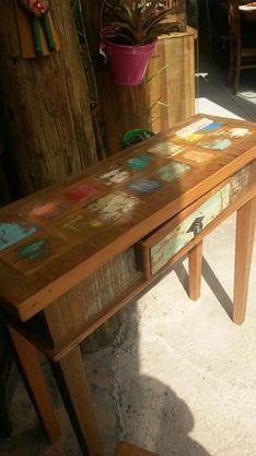 CELEIRO MINEIRO MÓVEIS Rústicos e Decoração : Aparador rústico madeira demolição