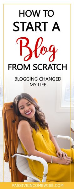 Anybody can make money with a blog, and in my case, I was able to make enough money to pay back the blog hosting very quickly. Blogging changed my life :-)