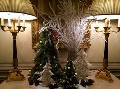 Décoration de Noël #hotel #Westminster #Paris #france