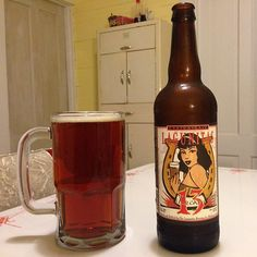 Lagunitas Lucky 13 Mondo Large Red Ale at Beer BAcon Music #beerbaconmusic #lagunitas #redale #beer #craftbeer