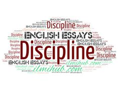 Essay on Discipline with Quotations