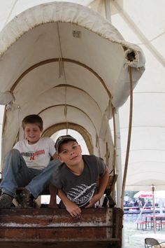 Fun at Stuhr's tent at the Nebraska State Fair. Come visit us.