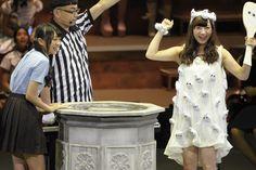 [Bブロック2回戦]AKB48の木崎ゆりあとNMB48の東由樹 ▼17Sep2014オリコン|第5回じゃんけん大会画像ギャラリー http://www.oricon.co.jp/music/special/page/1447/ #木﨑ゆりあ #木崎ゆりあ #Yuria_Kizaki #AKB48
