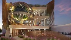 Expo 2015: Azerbaijan Pavilion talks about biological and biodiversity.  #Expo2015 #Expo #Pavilion #Biodiversity #Architecture #Innovation