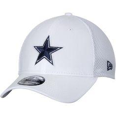Dallas Cowboys New Era Neo 39THIRTY Flex Hat - White - - $29.99