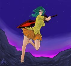 Kubera Leez, from the webtoon Kubera.