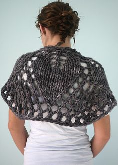 @Karen Jacot mccommas - Maybe a future project for you and your super bulky yarn love!