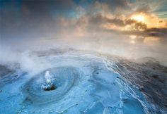 Naked Earth - Hveravellir Geothermal Peninsula, Iceland :: Skarphéðinn Þráinsson