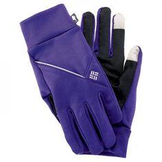 Columbia Trail Summit Running Gloves