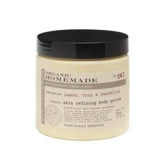Greenscape Organic Lemon, Corn & Dandelion Skin Refining Body Polish 500ml has been published at http://beauty-skincare-supplies.co.uk/greenscape-organic-lemon-corn-dandelion-skin-refining-body-polish-500ml/