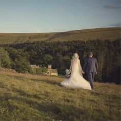 Upper House in Hayfield, Cheshire makes for such a gorgeous wedding venue. Now available on Wedding Planner