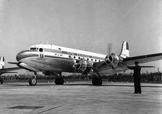 Prijs KLM-ticket Australië 1954