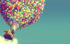 one of my favorite kids movies: Up!