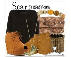 SCAR!!!! :D Finally a Scar Disney Bound outfit!! :D